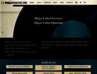 musiciancoaching.com screenshot