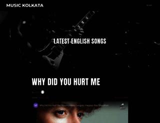 musickolkata.com screenshot