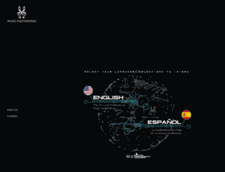 musicmastermind.com screenshot