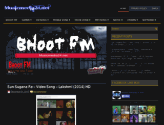 musicmedia24.net screenshot