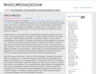 musicmediadesign.com screenshot