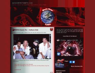 musicnewstidbits.com screenshot