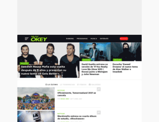 musicokey.com screenshot