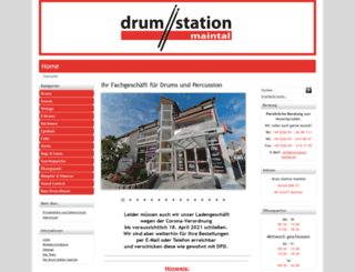musicstore-maintal.de screenshot