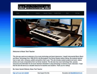 musictechteacher.com screenshot
