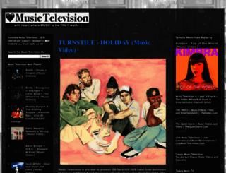 musictelevision.com screenshot