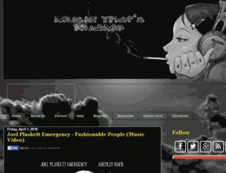 musicthatsnu2me.com screenshot