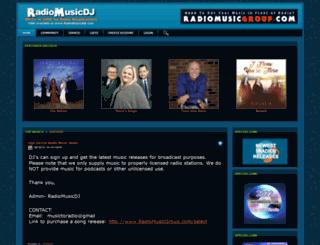 musictoradio.com screenshot