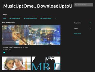 musicuptome.blogspot.com.au screenshot