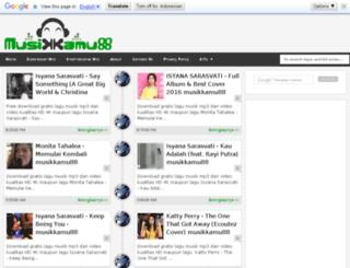 musikkamu88.tk screenshot