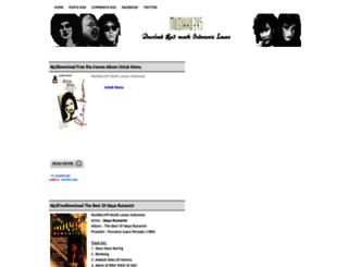 musikku345.blogspot.co.uk screenshot
