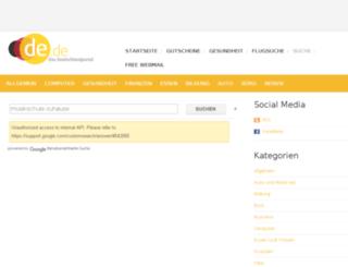 musikschule-zuhause.de.de screenshot