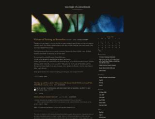 musingsofamuslimah.wordpress.com screenshot