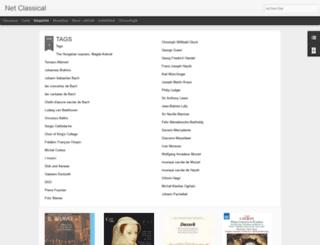 musique-academique.blogspot.com screenshot