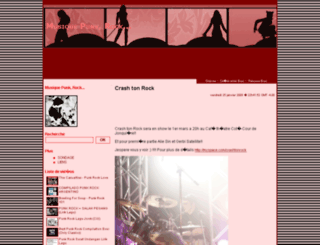 musique.lemultiblog.com screenshot