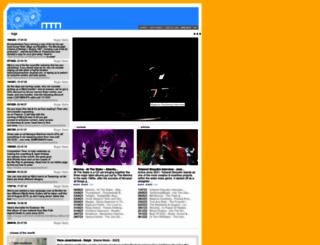 musiquemachine.com screenshot