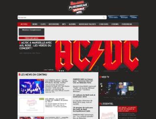 musiquemag.com screenshot