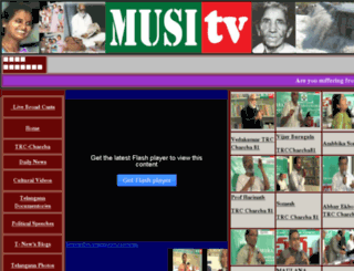 musitv.com screenshot