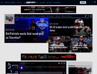 musketfire.com screenshot