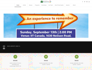 muslimfest.com screenshot
