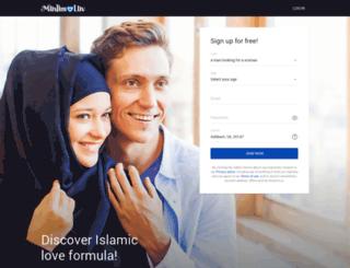 muslimluv.com screenshot