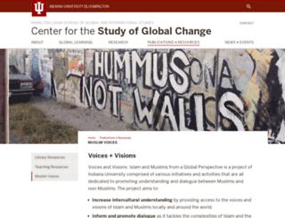 muslimvoices.org screenshot
