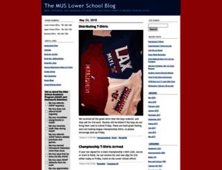 musowls.blogs.com screenshot