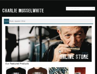 musselwhite.portmerch.com screenshot
