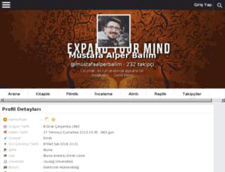 mustafaalperbalim.neokur.com screenshot