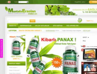 mustafaeraslanistanbul.com screenshot