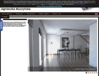 muszynska.pl screenshot