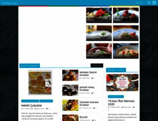 mutfaksirlari.com screenshot