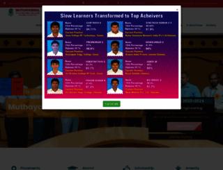 muthayammalpoly.ac.in screenshot