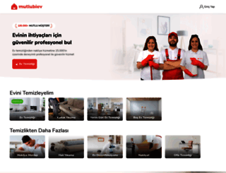 mutlubiev.com screenshot
