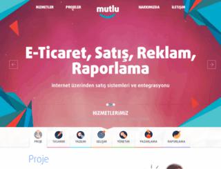 mutlumedya.com.tr screenshot