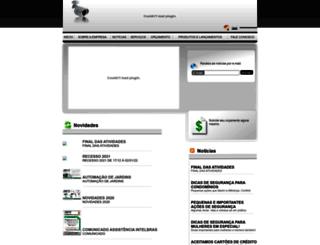 muttiseguranca.com.br screenshot