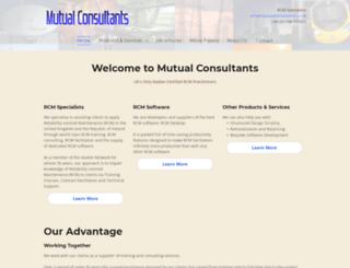 mutualconsultants.ltd.uk screenshot