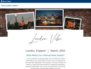 mutualsalesleaders.com screenshot