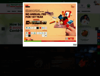 mutualtrustbank.com screenshot