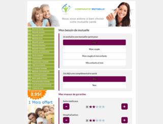 mutuellecomparatif.net screenshot
