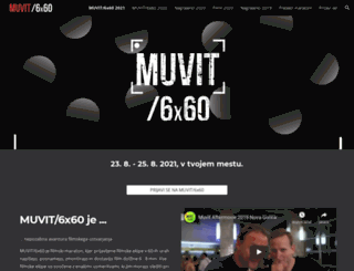 muvit6x60.com screenshot