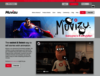 muvizu.com screenshot
