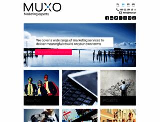 muxo.pl screenshot