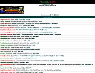 muzicbd.net screenshot