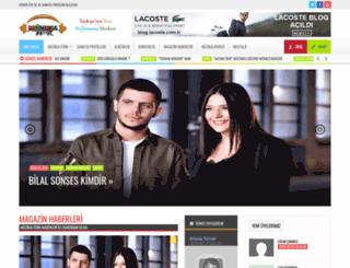 muzikalturk.com screenshot
