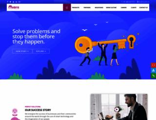 muziris.in screenshot
