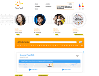 muzland.info screenshot