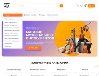 muzmag77.ru screenshot