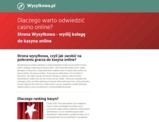 muzyka.wysylkowa.pl screenshot