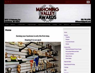 mv-awards.com screenshot